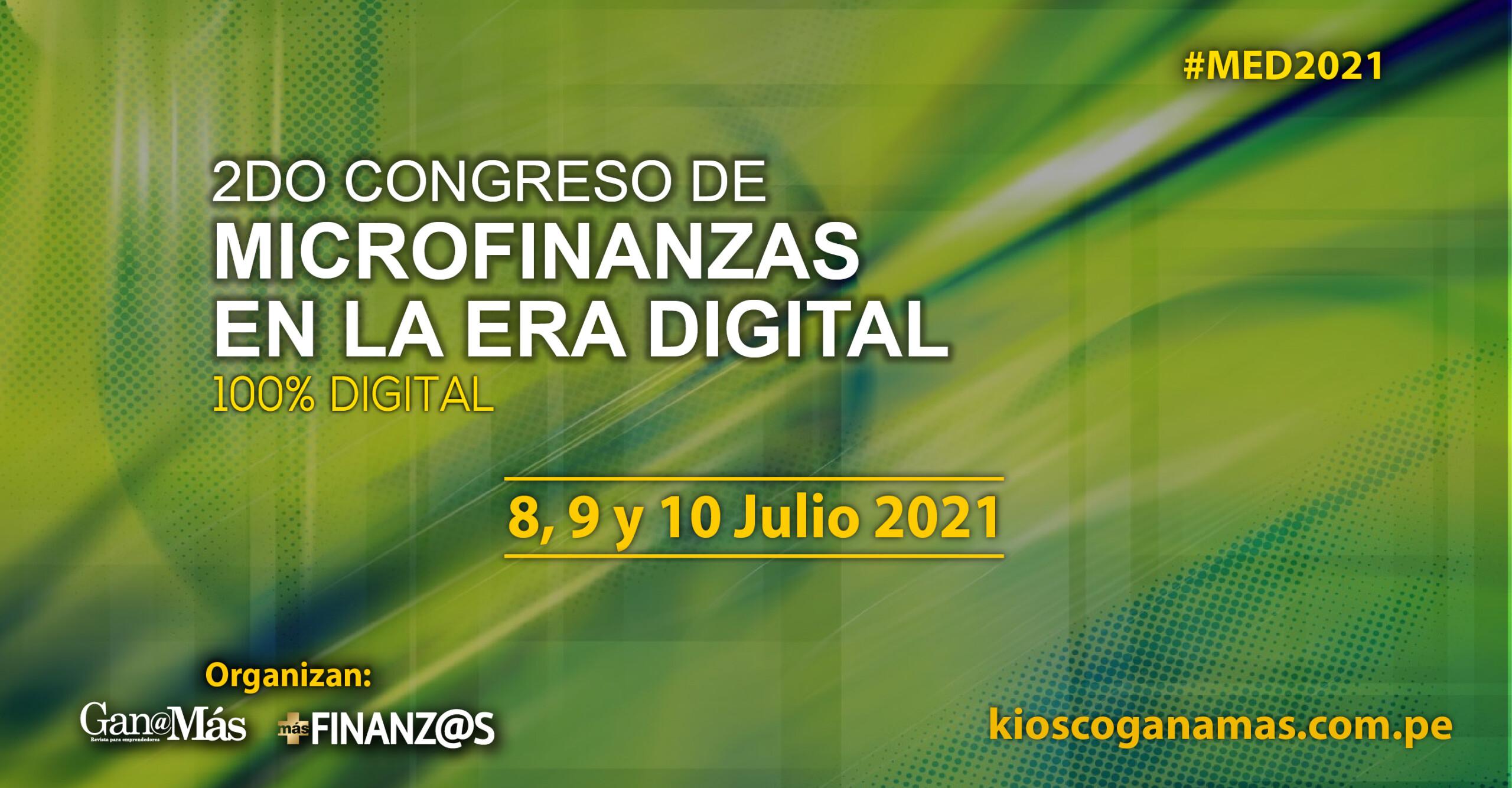 2do Congreso de Microfinanzas en la Era Digital