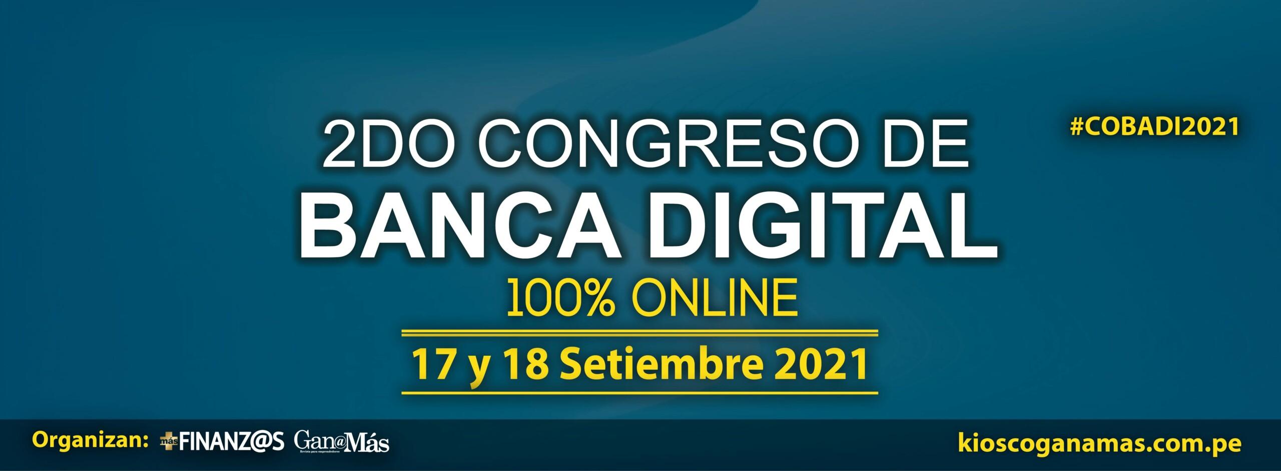 2do Congreso Online de Banca Digital