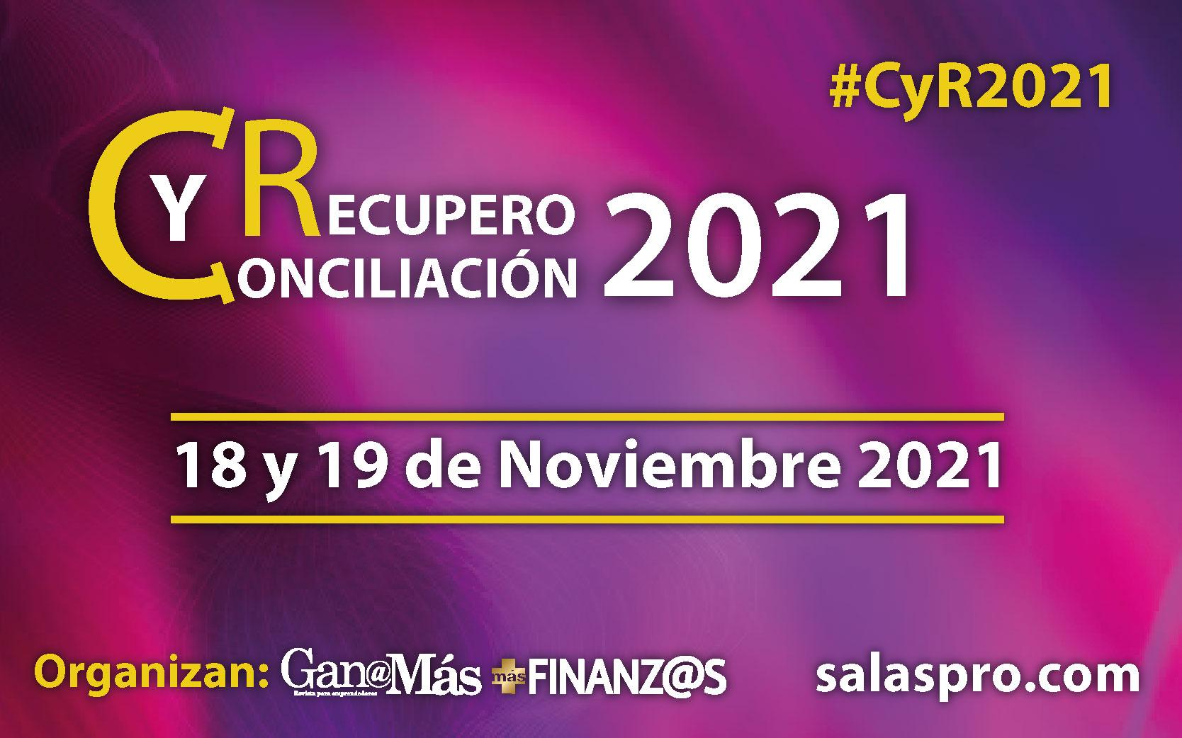 1er Congreso de Conciliación y Recupero